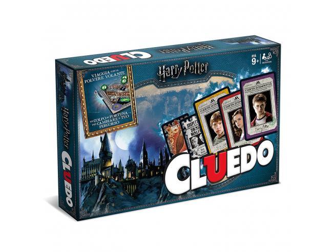 Cluedo Harry Potter Gioco da Tavolo Versione Italiano Winning Moves