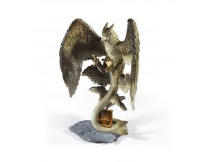 Creature Magiche Statua Thunderbird Animali Fantastici 18 cm Noble Collection