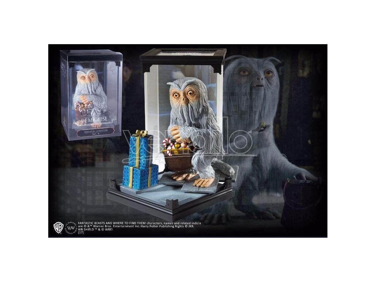 Animali Fantastici  Creature Magiche Statua Demiguise  18 Cm Noble Collection
