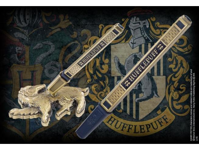 Penna e Portapenna Tassorosso Harry Potter Noble Collection
