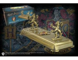 Harry Potter  Porta Bacchetta Con Stemma Grifondoro  Noble Collection