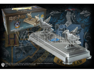 Porta Bacchetta con Stemma Corvonero Harry Potter Noble Collection