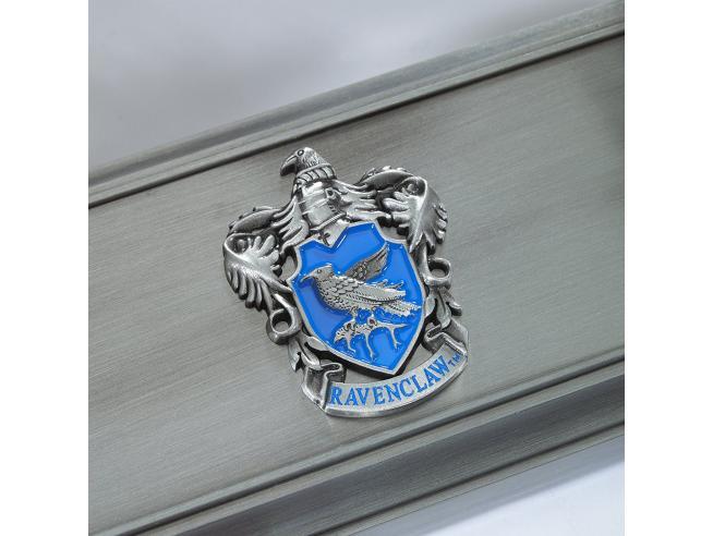 Harry Potter Porta Bacchetta Con Stemma Corvonero Noble Collection