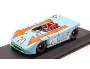 Best Model BT9681 PORSCHE 908/03 N.20 DNF 1000 KM NURBURGRING 1970 SIFFERT-REDMAN 1:43 Modellino