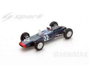 Spark Model S4824 LOTUS 24 H.SHARP 1963 N.22 7th MEXICO GP 1:43 Modellino