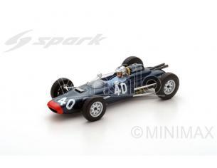 Spark Model S5331 LOLA MK4 M.HAILWOOD 1963 N.40 10th ITALIAN GP 1:43 Modellino