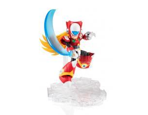 Megaman Zero Nxedge Action Figure 10 cm Bandai Tamashii Nations