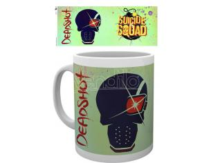 GB EYE SUICIDE SQUAD DEADSHOT SKULL MUG TAZZA