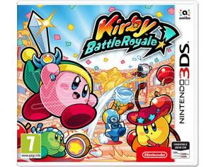 KIRBY BATTLE ROYALE PLATFORM - NINTENDO 3DS