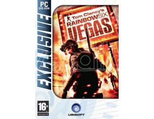 RAINBOW SIX VEGAS SPARATUTTO - GIOCHI PC