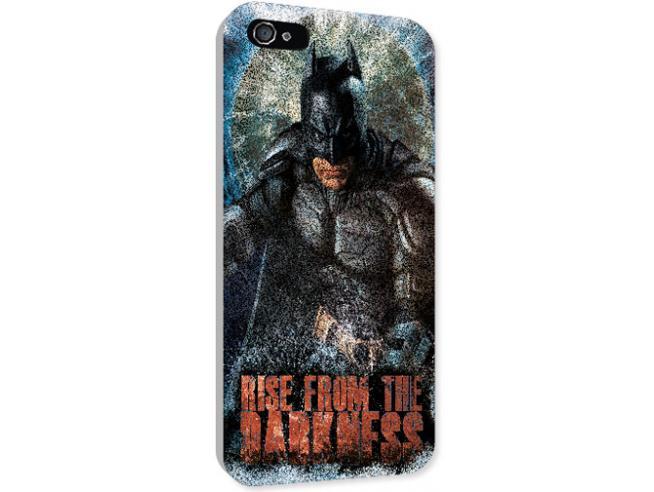 COVER BATMAN RISE IPHONE 4/4S CUSTODIE/PROTEZIONE - MOBILE/TABLET
