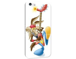 COVER WILE COYOTE ROCK IPHONE 5C CUSTODIE/PROTEZIONE - MOBILE/TABLET