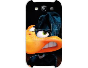 COVER DAFFY DUCK SMILE SAMSUNG S3 CUSTODIE/PROTEZIONE - MOBILE/TABLET