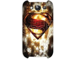 COVER LOGO SUPERMAN SAMSUNG S3 CUSTODIE/PROTEZIONE - MOBILE/TABLET