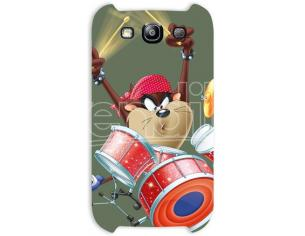COVER TAZMANIA ROCK SAMSUNG S3 CUSTODIE/PROTEZIONE - MOBILE/TABLET