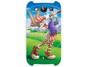 COVER BUGS BUNNY GOLF SAMSUNG S3 CUSTODIE/PROTEZIONE - MOBILE/TABLET