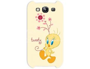 COVER TWEETY FIORI SAMSUNG S3 CUSTODIE/PROTEZIONE - MOBILE/TABLET