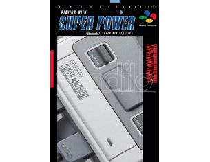 PLAYING WITH SUPER POWER: SNES CLASSIC LIBRI/ROMANZI - GUIDE/LIBRI