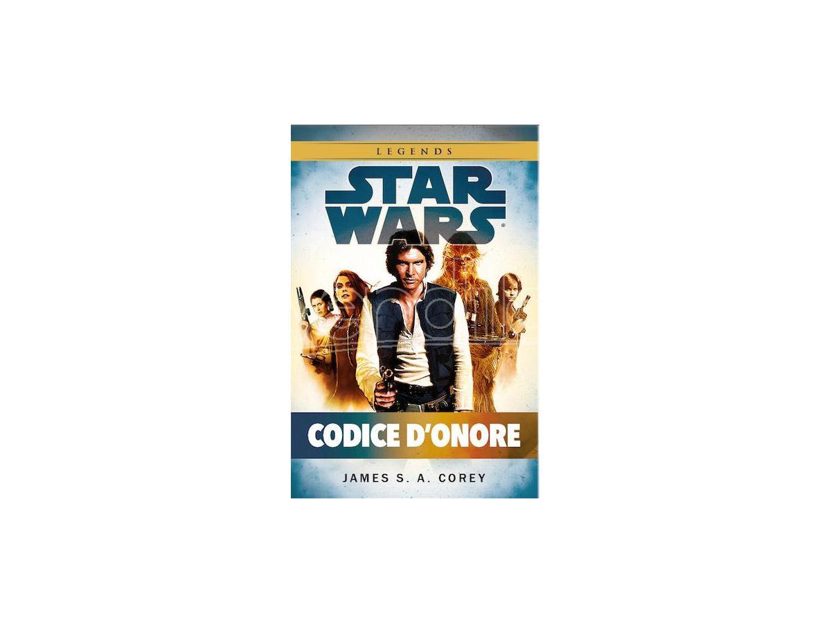 STAR WARS: CODICE D'ONORE LIBRI/ROMANZI - GUIDE/LIBRI