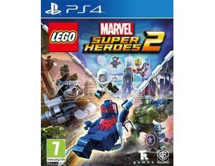 LEGO MARVEL SUPERHEROES 2 AZIONE AVVENTURA - PLAYSTATION 4