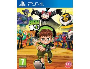BEN 10 AVVENTURA - PLAYSTATION 4