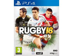 RUGBY 18 SPORTIVO - PLAYSTATION 4