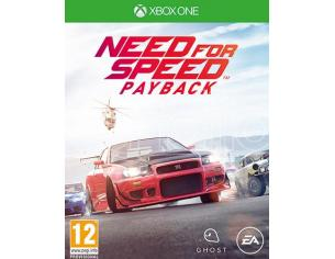NEED FOR SPEED PAYBACK GUIDA/RACING - XBOX ONE
