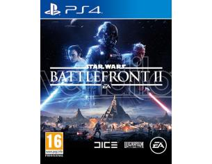 STAR WARS BATTLEFRONT 2 SPARATUTTO - PLAYSTATION 4