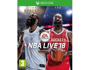 NBA LIVE 18: THE ONE EDITION SPORTIVO - XBOX