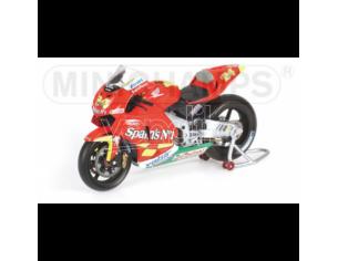 Minichamps 122061024 Honda RC211V Team Spain's n? 1 Rider Toni Elias MotoGP 2006 Modellino
