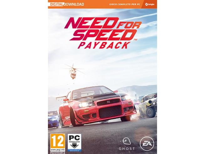 NEED FOR SPEED PAYBACK GUIDA/RACING - GIOCHI PC