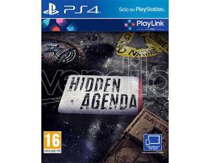 HIDDEN AGENDA SOCIAL GAMES - PLAYSTATION 4