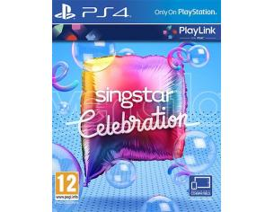 SINGSTAR CELEBRATION PARTY GAME - PLAYSTATION 4
