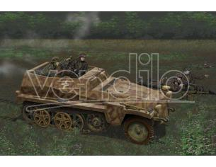 Dragon D6858 SD.KFZ 250/7 MORTAR CARRIER KIT 1:35 Modellino
