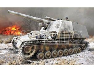 Dragon D6876 SD.KFZ 165 HUMMEL INITIAL PRODUCTION W/WINTERKETTEN KIT 1:35 Modellino