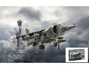 Italeri IT1401 HARRIER GR.3 KIT 1:72 Modellino