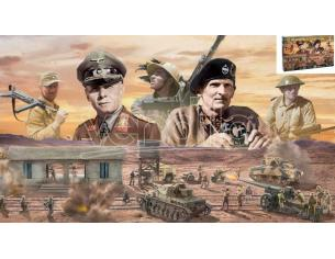 Italeri IT6181 EL ALAMEIN BATTLE AT THE RAILEAY STATION KIT 1:72 Modellino