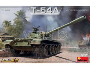 Miniart MIN37009 T-54A INTERIOR KIT 1:35 Modellino