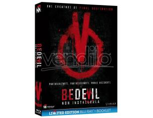 BEDEVIL - NON INSTALLARLA LTD ED + BOOK. HORROR BLU-RAY