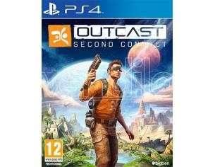 OUTCAST: SECOND CONTACT AVVENTURA - PLAYSTATION 4