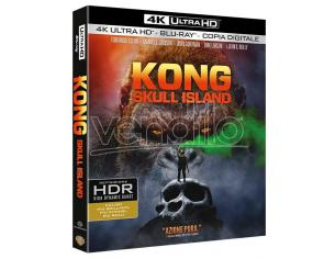 KONG: SKULL ISLAND 4K UHD AZIONE - BLU-RAY