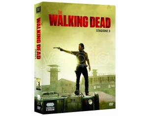 THE WALKING DEAD - STAGIONE 3 HORROR DVD