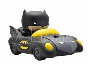 PLASTOY BATMOBILE CHIBI BANK SALVADANAIO