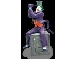 PLASTOY THE JOKER ON THE SAFE BANK SALVADANAIO