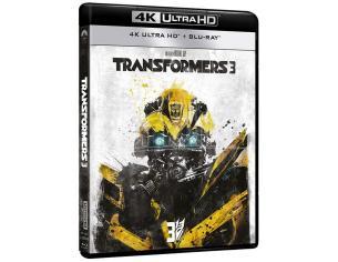 TRANSFORMERS 3 4K UHD (2 DISCHI) AZIONE - BLU-RAY