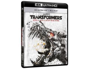 TRANSFORMERS 4 4K UHD (2 DISCHI) AZIONE - BLU-RAY