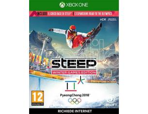 STEEP WINTER GAMES EDITION SPORTIVO - XBOX ONE