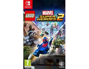 LEGO MARVEL SUPERHEROES 2 AZIONE AVVENTURA - NINTENDO SWITCH
