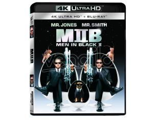 MEN IN BLACK 2 4K UHD FANTASCIENZA - BLU-RAY