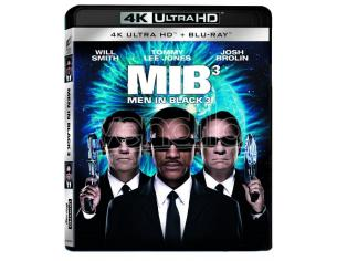 MEN IN BLACK 3 4K UHD FANTASCIENZA - BLU-RAY